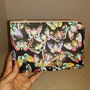 Zadig & Voltaire Clutch Handbag Pouch Purse Bag